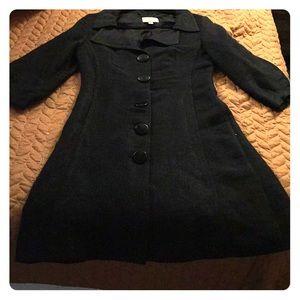 MNG 3/4 sleeve long dressy jacket